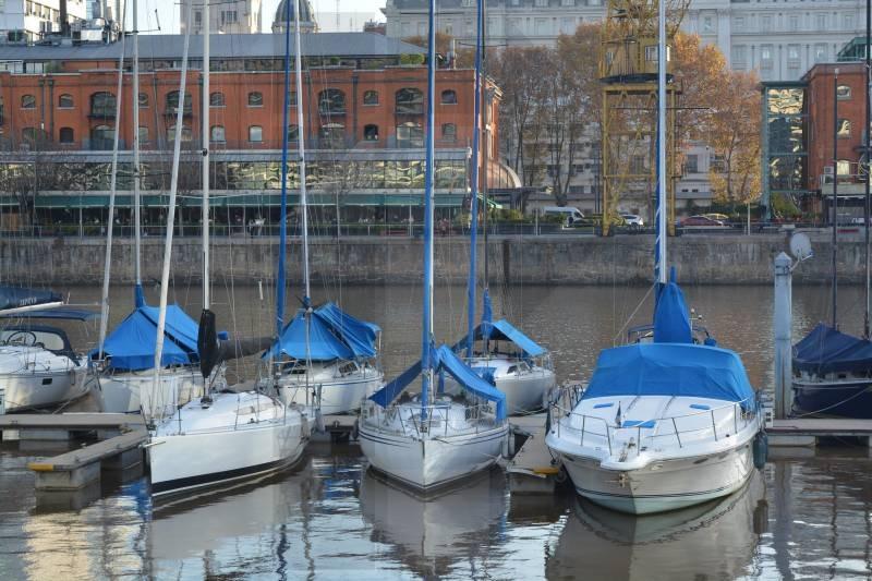 departamentos alquiler temporal puerto madero