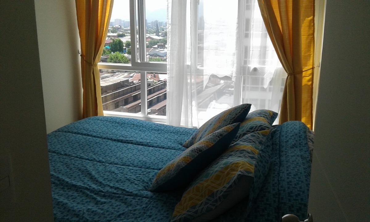 departamentos amoblados dos dormitorios santiago centro