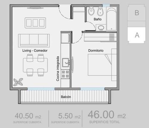 departamentos amoblados en alquiler en zarate. 1 dormitorio