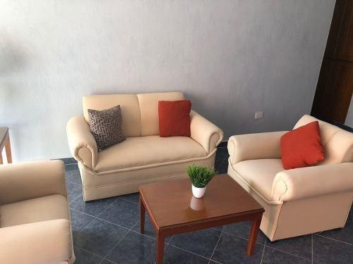 departamentos amueblados de dos recamaras benito juarez norte