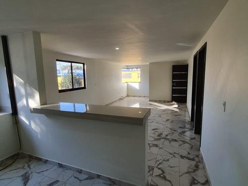 departamentos amueblados en renta en sahagún hidalgo, de 2 habitaciones