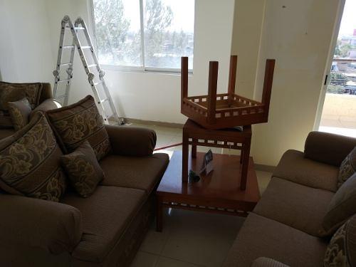 departamentos amueblados renta residencial del árbol