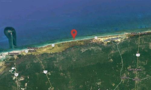 departamentos con acceso a la playa en telchac