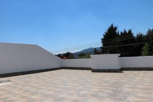 departamentos con roof garden en contadero