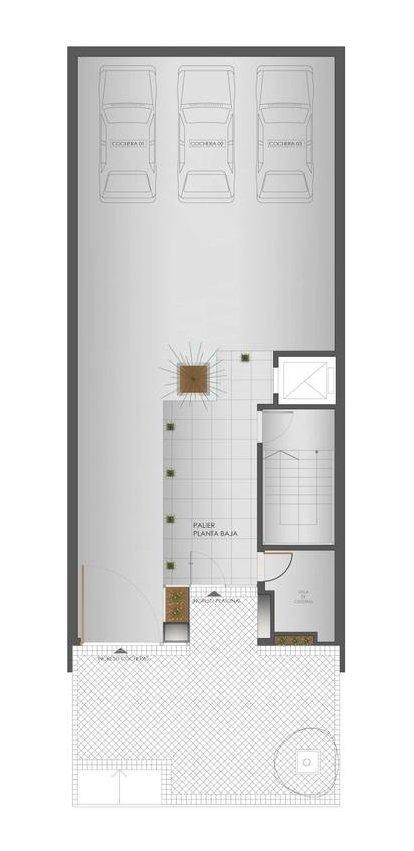 departamentos de 1 dormitorio en zona universitaria
