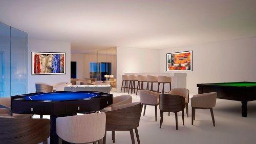 departamentos de lujo en venta, ubicados en playa del carmen con retorno de inversión.  the gallery