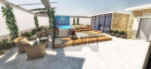 departamentos ecologicos en venta playa del carmen / zulim