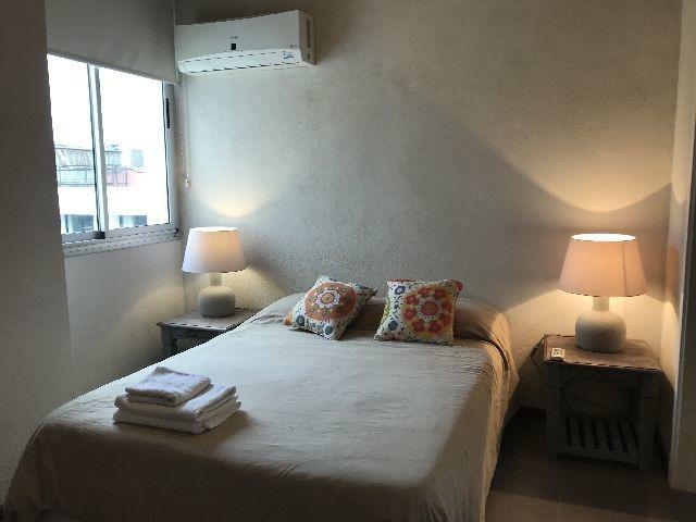 departamentos en alquiler temporario 2 dormitorios  manantiales punta del este - dl1023