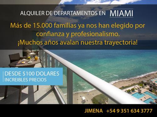 departamentos en miami, casas y hoteles en orlando!!