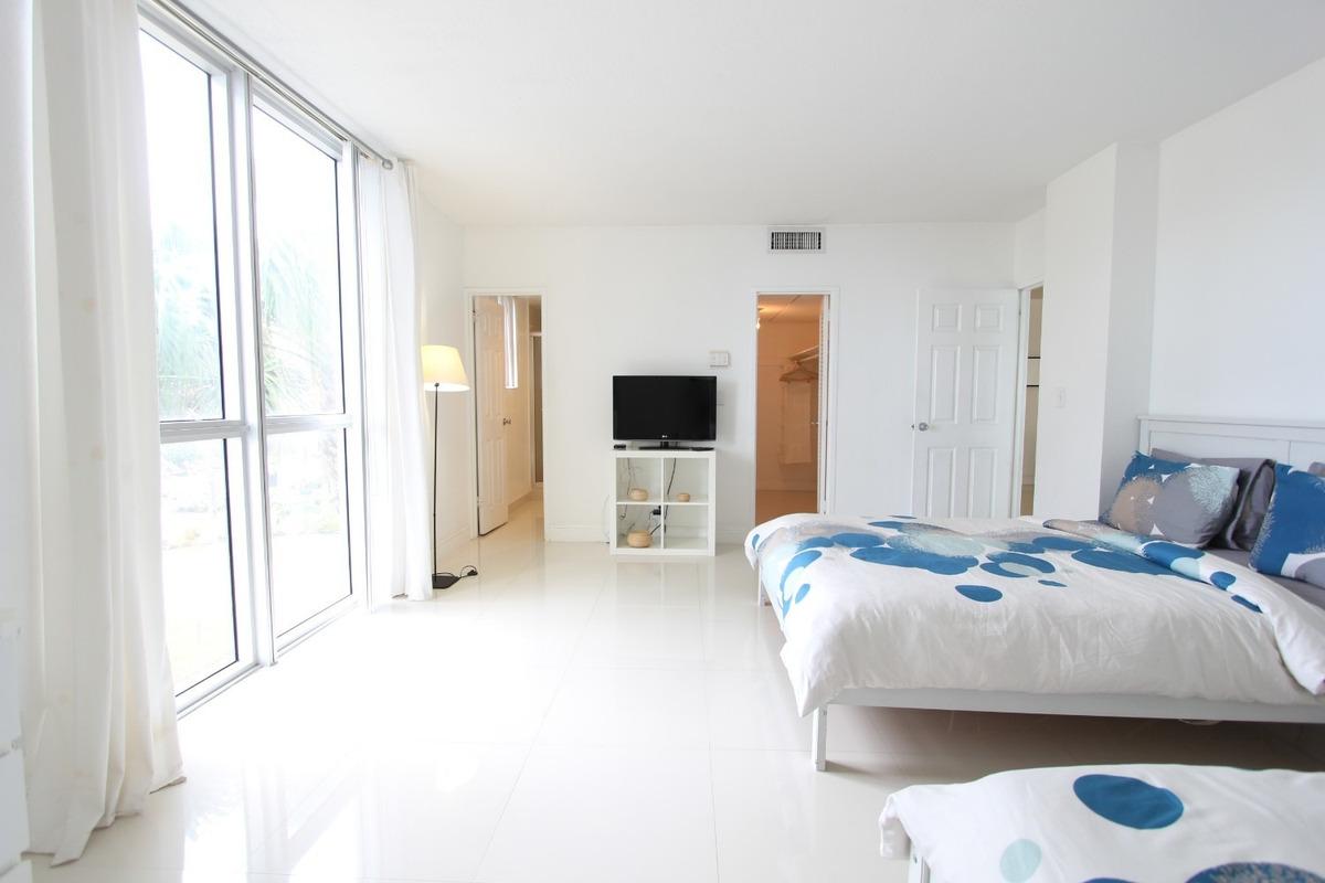 departamentos en miami /primera linea de mar/ dos dormitor.
