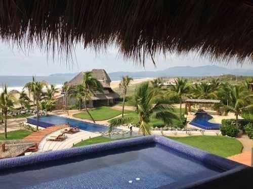 departamentos en pereventa  playa blanca zihuatanejo