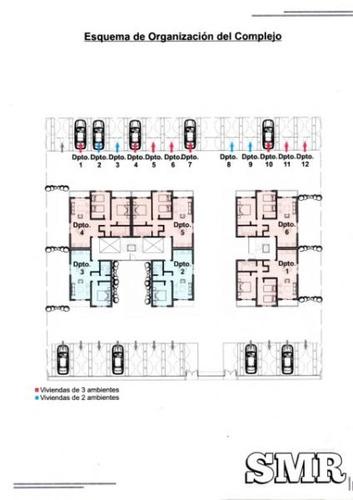 departamentos en pozo- condominio