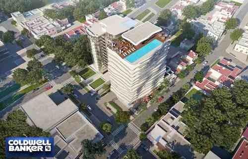 departamentos en pre-venta ottawa residencial. tipo c