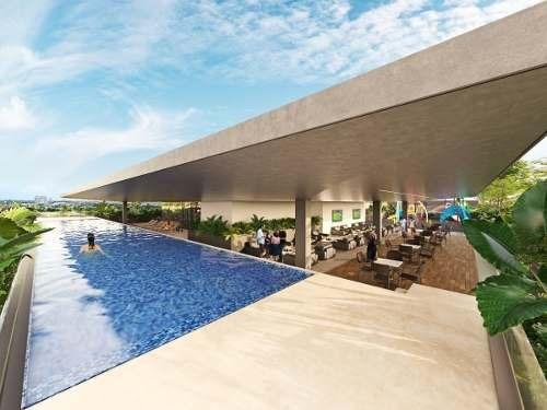 departamentos en preventa en cancún, excelentes para inversión en la mejor zona