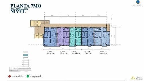 departamentos en preventa en cancun san francisco 1 rec
