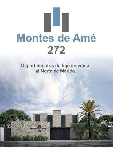 departamentos en preventa montes de ame 272