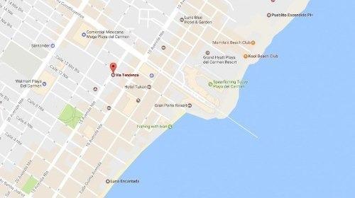 departamentos en venta 5ta avenida playa del carmen
