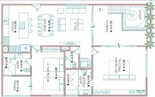 departamentos en venta - aldea zamá - tulum, quintana roo
