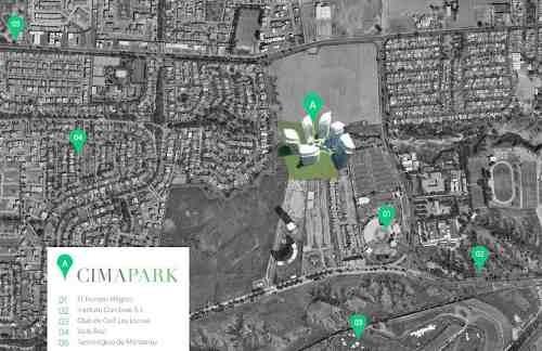 departamentos en venta cima park green resídences modelo a