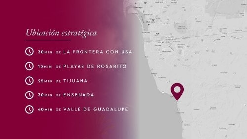 departamentos en venta en cantamar, ( playas de rosarito b.c.)