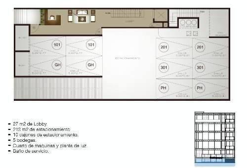 departamentos en venta en polanco (erav1611)