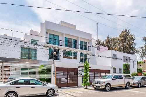 departamentos en venta en privada en villa lazaro cardenas (uvm ) tlalpan