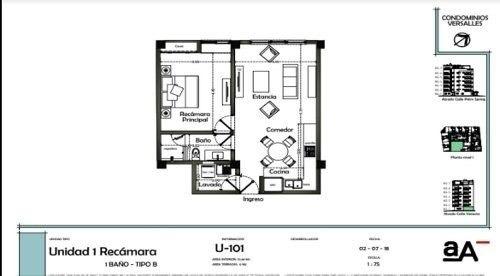 departamentos en venta en pto.vallarta-condominios versalles