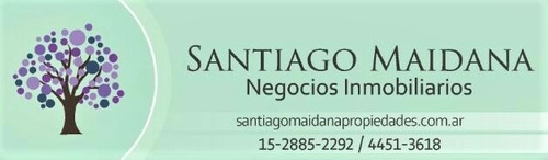 departamentos en venta en san miguel - pringles al 500