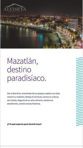 departamentos en venta mazatlán