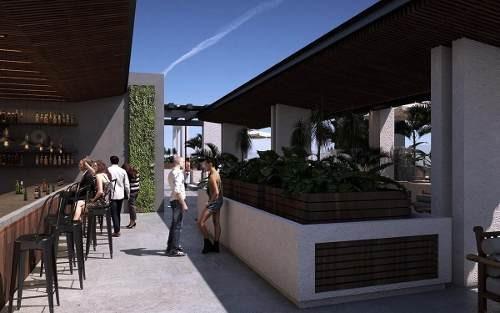 departamentos en venta zona centro cultural en playa del carmen