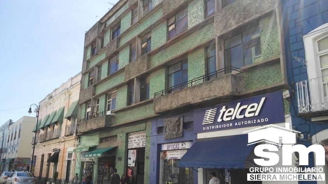 departamentos en venta zona centro de la ciudad, puebla sd-2009d