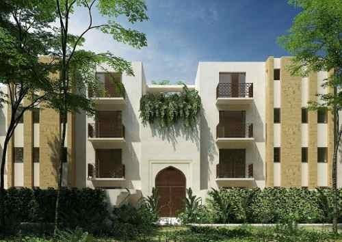 departamentos estilo marroquí en tulum p2346