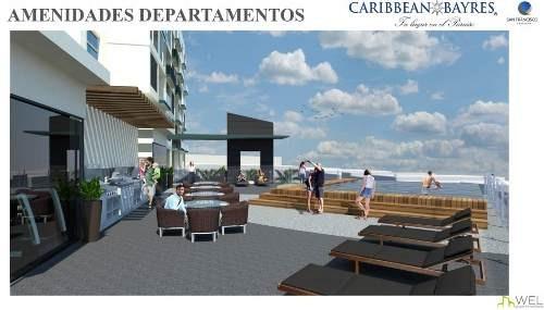 departamentos exclusivos av tulum a metros de las americas