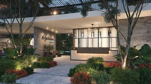 departamentos penthouse 2 habitaciones en highline serenity - tulum