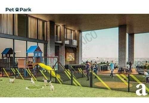 departamentos pre - venta. proyecto arena. parque fundidora.