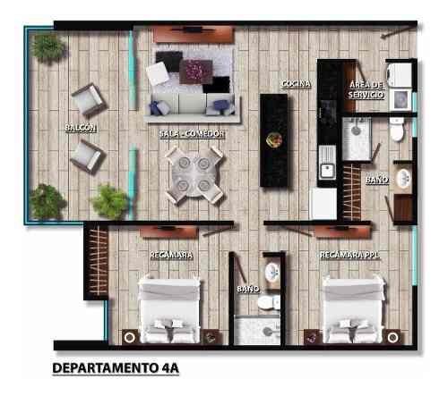 departamentos san angelo - montes de ame, elevador · lobby · rooftop