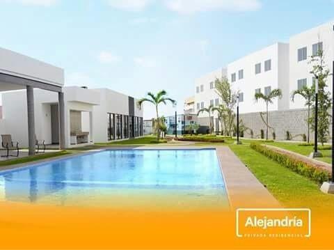 departamentos venta alejandría privada residencial