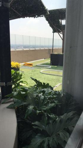 departmento en grand tower del valle 2 piso con amenidades
