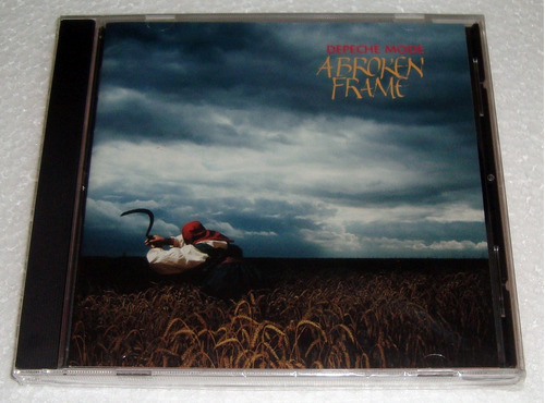 depeche mode a broken frame cd sellado