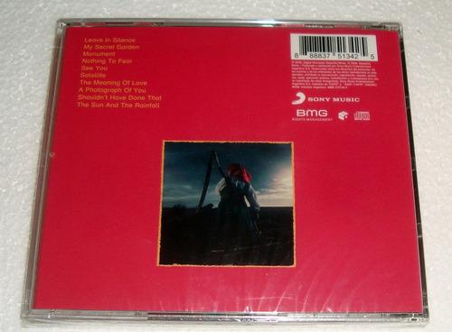 depeche mode a broken frame cd sellado / kktus