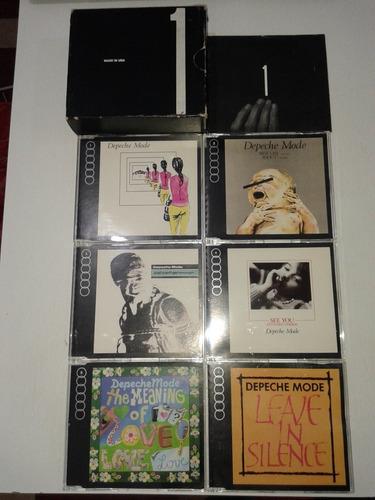 depeche mode box 1 made in usa 1992