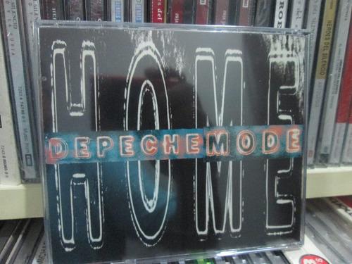 depeche mode cd mix de  home nuevo e importado