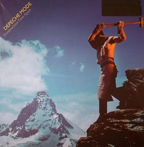 depeche mode - construction time again,180g audiophile vinyl