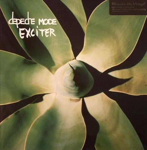 depeche mode - exciter,180g audiophile vinyl gatefold insert