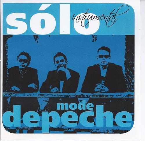 depeche mode instrumental cd nacional