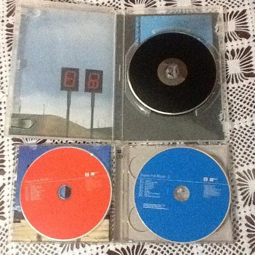 depeche mode paquete 2cds + 1 dvd singles 86  98 importados