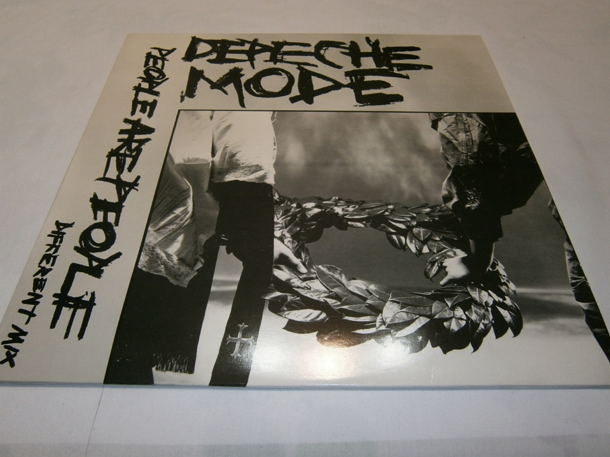 Depeche Mode · People Are People (different Mix) · Vinilo Im ...