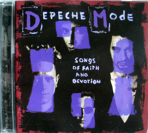 depeche mode- songs of faith and devotion- bmg ko cdnacional