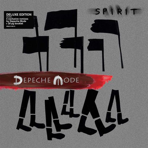depeche mode spirit deluxe edition importado cd x 2 nuevo