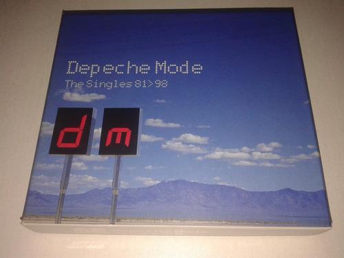 depeche mode the singles 81 - 98 box 3cd